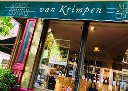 Van Krimpen Amsterdam Oldest Wine Store