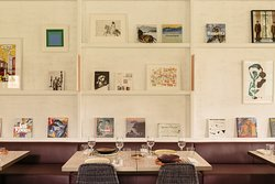 Beyeler Restaurant im Park (Photo: Robert Rieger)