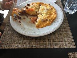 Photo of pizza at Casa Forna Restaurant Otjiwarongo, Namibia