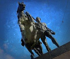 Saint-Pétersbourg (Russie) - sur la Perspective Nevski