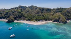 Tortuga Island Costa Rica