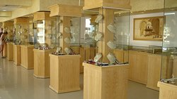 Cleopatra Bazar Mamsha Mall - inside the shop jewelry section.