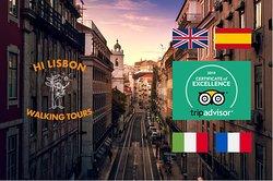 Hi Lisbon Walking Tours