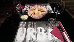 urban bbc tavolo interno