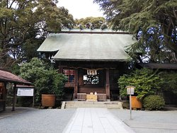 Hotokuninomiya Shrine