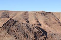 Atlas Mountains, on the road to Sahara Desert
