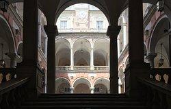 市庁舎としても使われているジェノヴァ三大邸宅