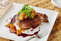 Double Cut Berkshire Pork Chop