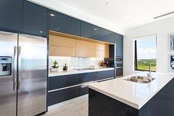 Beachfront Penthouse Kitchen