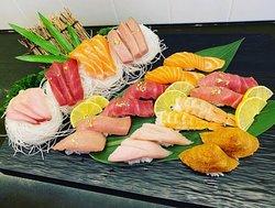 Sushi Sashimi for 2