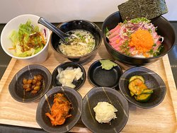 Chirashi Don - Lunch