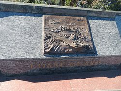 Lone Sailor Memorial, Vista Point, San Francisco, CA