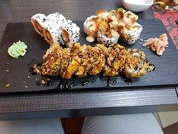 Il sushi piú buono del mondo