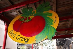 Red Gravy 125 Camp Street in New Orleans' Central Business District (CBD), Just Off of Canal Street - Exterior