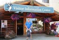 Downtown Anchorage - Visitor Information Centre