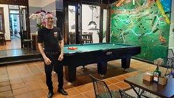 Free Billiard...