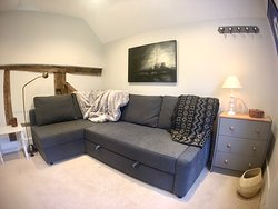 STYLISH NEW TV ROOM/LOUNGE