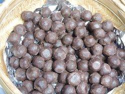 Ragi energy balls