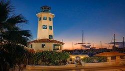 Oscar lighthouse