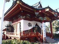 Kuil Soshuji Yakuyoke Daishi