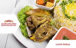 Qasar Balqis , Home of the Best Kabsa Lamb 💯  Qasar Balqis, Rumah Kabsa Terbaik Kabsa 💯  Qasar Balqis 最好的卡布薩羔羊之家 💯  قصر بلقيس المطعم المميز في المنطقة لافضل كبسة لحم 💯  - #MalaysiaFood ⠀ #Malaysia ⠀ #ArabicFood ⠀ #QasarBalqis⠀ #Yemen⠀ #YemeniFood ⠀ #Halal ⠀ #Catering ⠀ #Nasi ⠀ #Makan