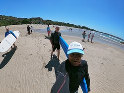 Ready for Surf.!