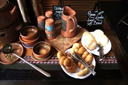 Breakfast breads and spreads