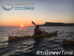 See the beautiful Gower from the Sea!