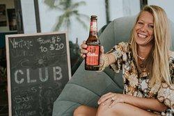 Always a beer after surf ;)