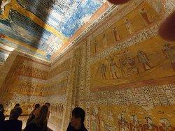 Tomb of Ramses IV