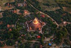 Pagoda in Bagan