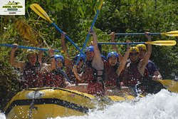 We are the ADVENTURE OF YOUR VACATION. Join us Everyday WORLD CLASS Rafting tour. Needs to be SCARY to be FUN and needs to be SAFE to be GREAT. Arenal Rafting Company. 🇨🇷 Here is the best ADVENTURE in Costa Rica, every one of our clients had a great time. 😎 For more information or to be part of this amazing adventure contact us at Info@arenalrafting.com or visit our website www.arenalrafting.com 🤙💦 Looking forward to give you the best adventure experience. #arenalrafting #costarica