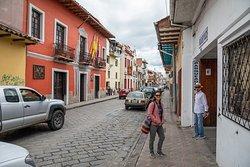 Streets of Cuenca.