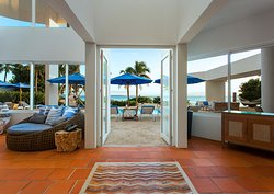 Pool View From Inside (Antilles-Pearl)
