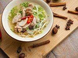 Pho Ga, Chicken noodle soup ;)