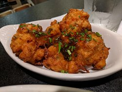 Louisiana Crawfish Fritters