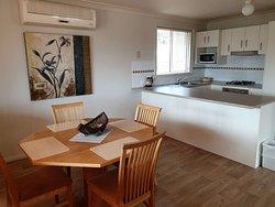 Corporate Villa Kitchen Dining area
