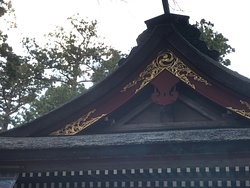 鹿島神宮の境内5