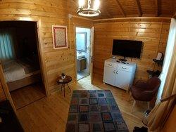 Bungalov oda