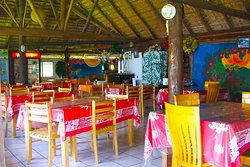 Gîte Iya Restaurant - Yaté Village.