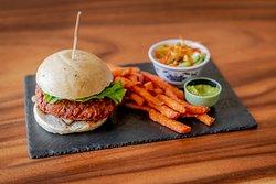 Bao Burger Végétarien