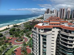 Magnífico hotel en la zona de Barra
