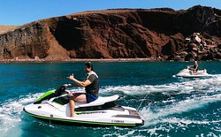 Jet Ski Club Kamari Beach Watersports