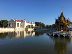 Bang Pa In Palace