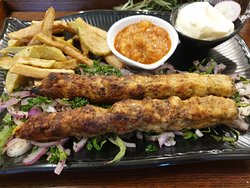 It is the first Arab restaurant in Jeju Island run by a Yemen refugee chef.