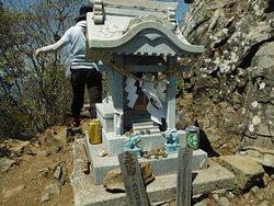 両神山(頂上)