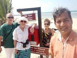 Nördlichster Punkt Sri Lanka
