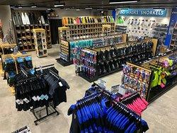 Central Florida's largest Dive Shop!