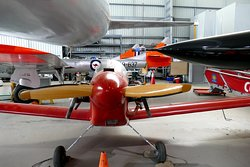 A kit style aircraft.
