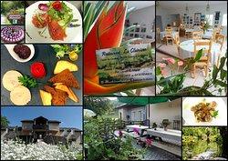 Restaurant la Clairiere Cambon et Salvergues